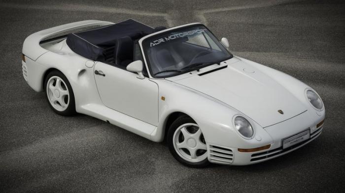 ��������� ������������ � ����� ���� Porsche 959 (17 ����)