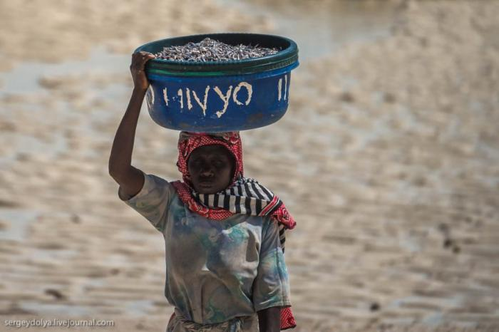 Рыбаки на Занзибаре (21 фото)