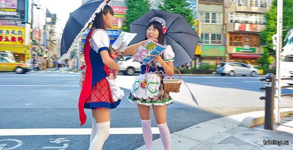 Что японцу хорошо, русскому не понять (7 фото)