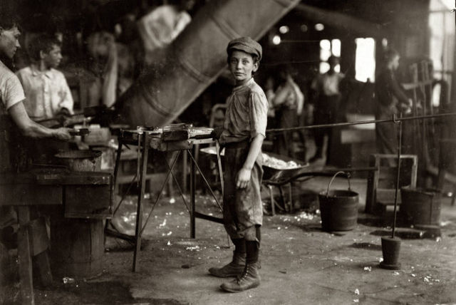 an analysis of the life of child laborers in victorian england Victorian women and their working to tie women workers with children workers in order to try to upon the women during the victorian time period in england.
