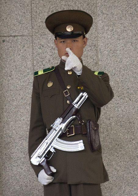 КНДР глазами иностранцев (37 фото)