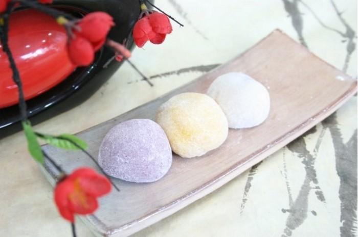 японская кухня рецепты с фото рисовые лепешки-хв9