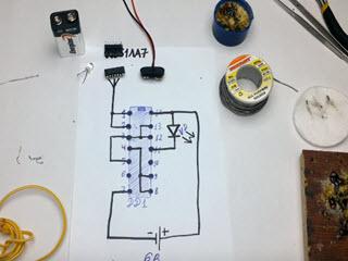 Детекторы для поиска скрытой проводки