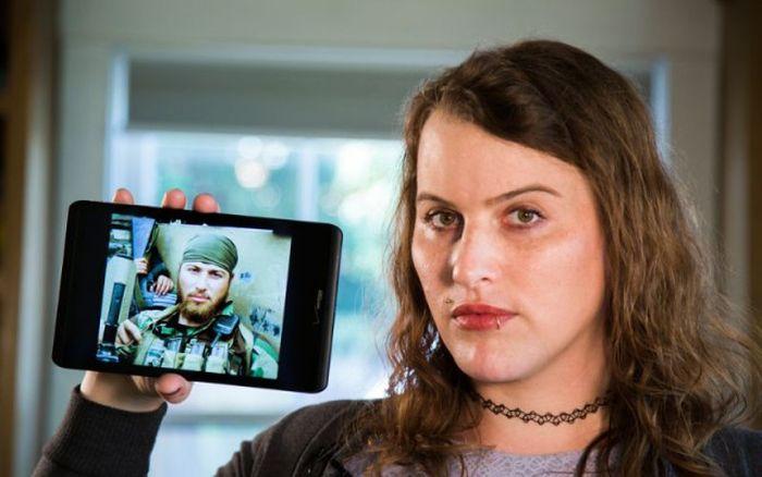 Боец американского спецназа стал женщиной (8 фото)