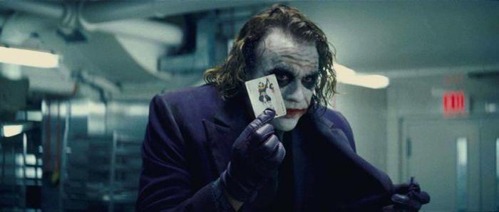 Подготовка Хита Леджера к роли Джокера (16 фото)