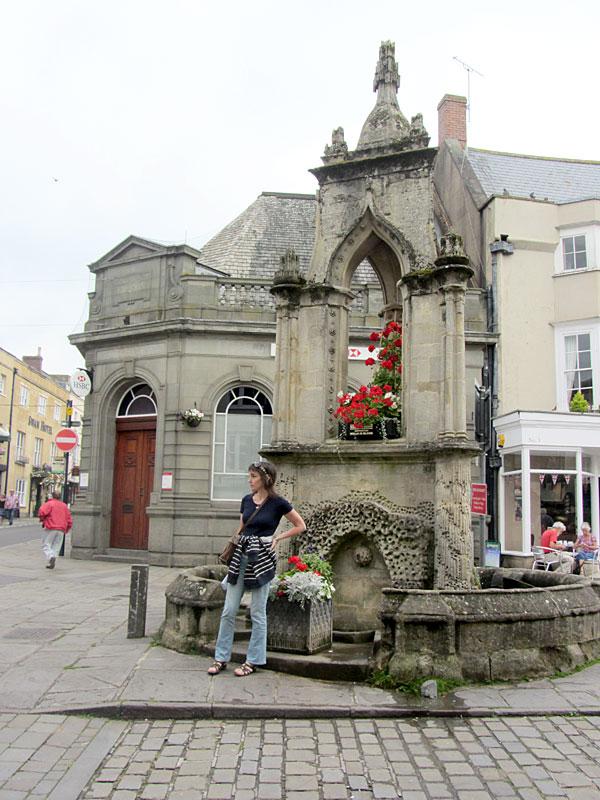 Уэллс - самый маленький город Англии (21 фото)