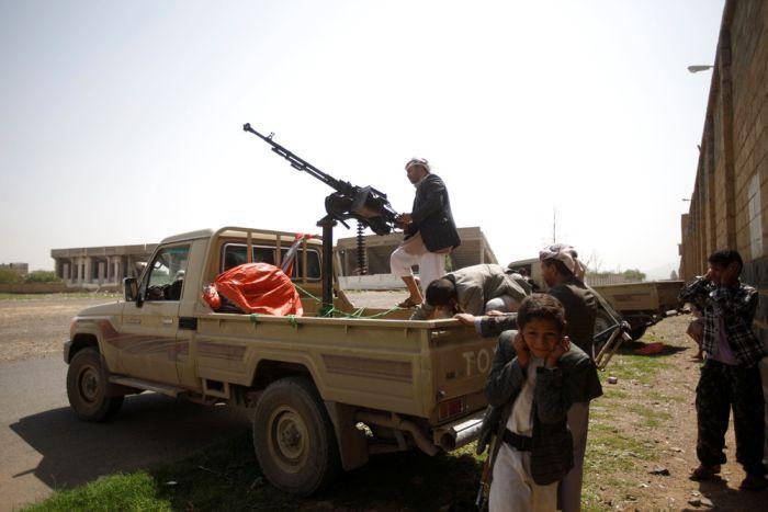 Повседневная жизнь граждан Йемена (40 фото)