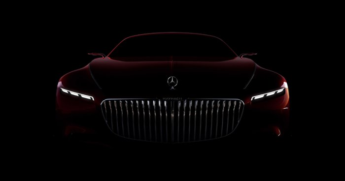 1473405932 05 Vision Mercedes Maybach 6: six meters futuristic classics (8 photos)