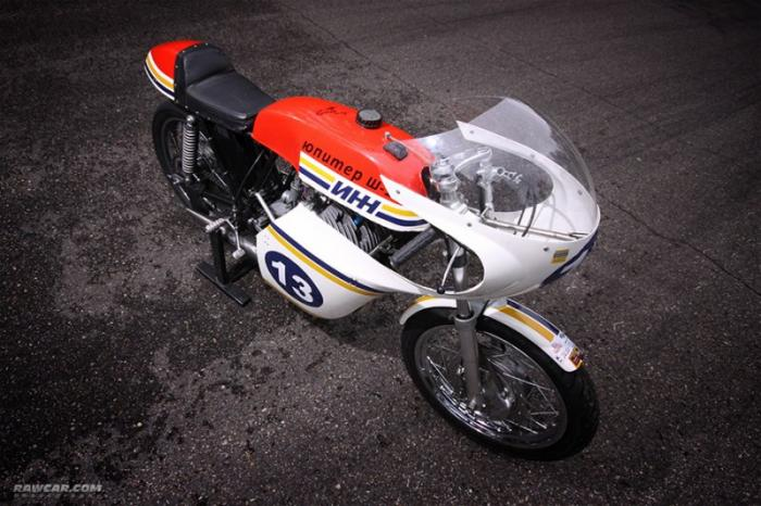 1474450523 005 Racing motorcycle W IL 12 Jupiter 1983 (22 photos)