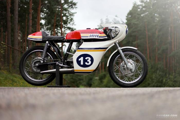1474450587 019 Racing motorcycle W IL 12 Jupiter 1983 (22 photos)