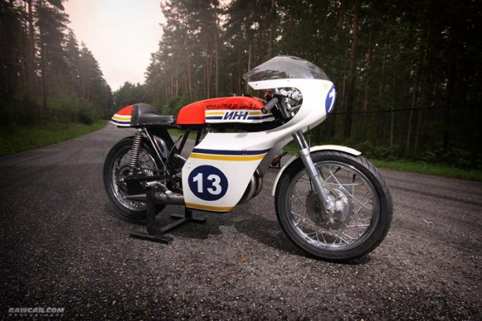 1474450613 003 Racing motorcycle W IL 12 Jupiter 1983 (22 photos)