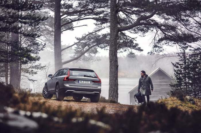 1474452545 1 Volvo presented a new motorists superreliable SUV (5 photos)
