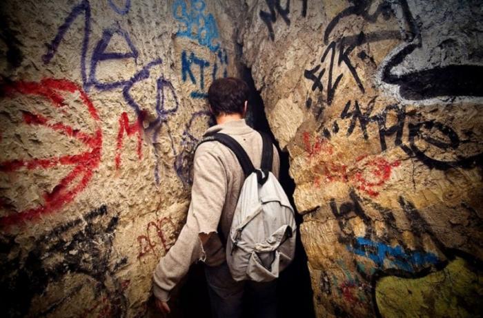 Парижские катакомбы (31 фото)
