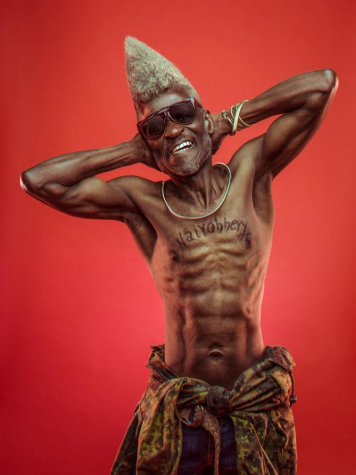 1476418213 02 Incendiary grandfather hiphopery from Nairobi (5 photos)