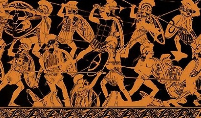 a history of the first peloponnesian war in ancient greece Archidamian war: name of the first part of the peloponnesian war (431-404), the great conflict between athens and sparta it is called after the spartan king archidamus ii this war started in 431 and ended in 421 with something that came close to an athenian victory and a spartan defeat.