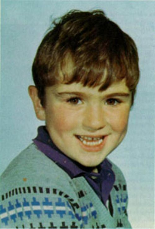 Детские и юношеские фото Джорджа Майкла (8 фото)