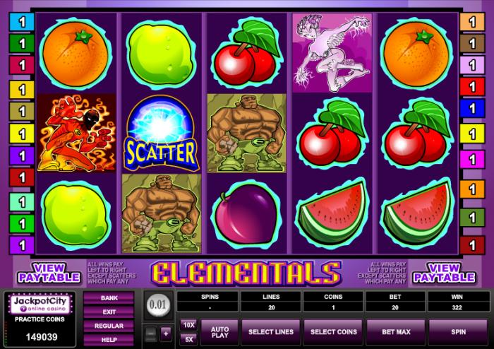 Игровых автоматов имитатор скачать