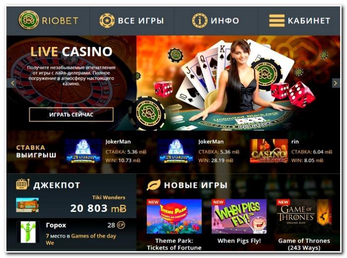 Азартные игры онлайн Все слоты с игрой на деньги