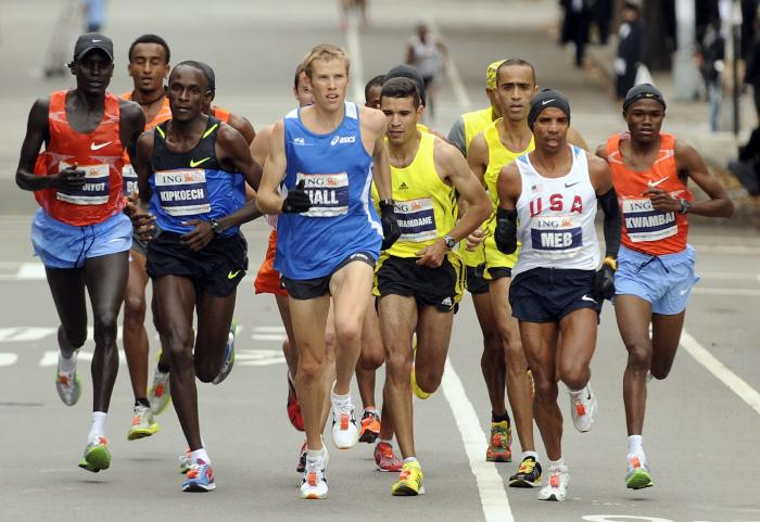Как поставить экспресс в марафоне