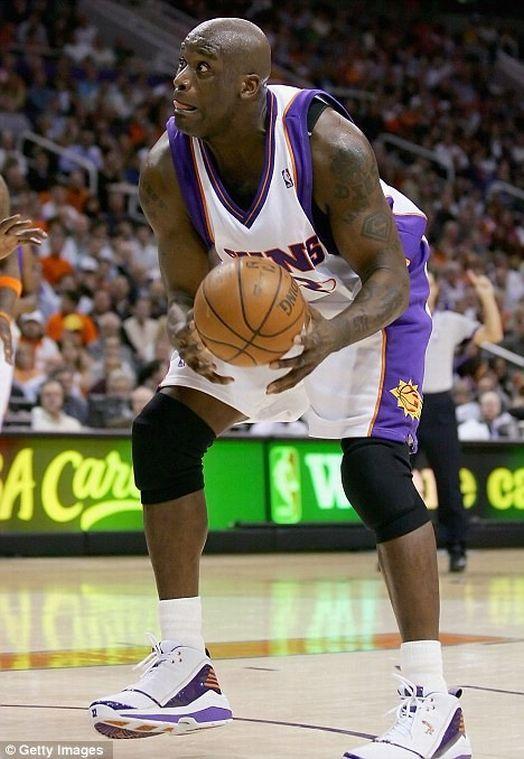 Если муж баскетболист (5 фото)
