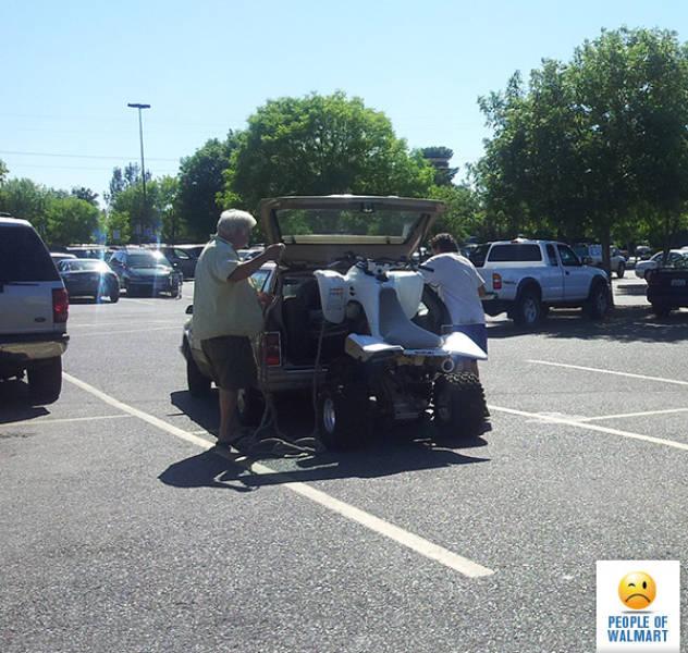 Смешные люди из супермаркетов (47 фото)