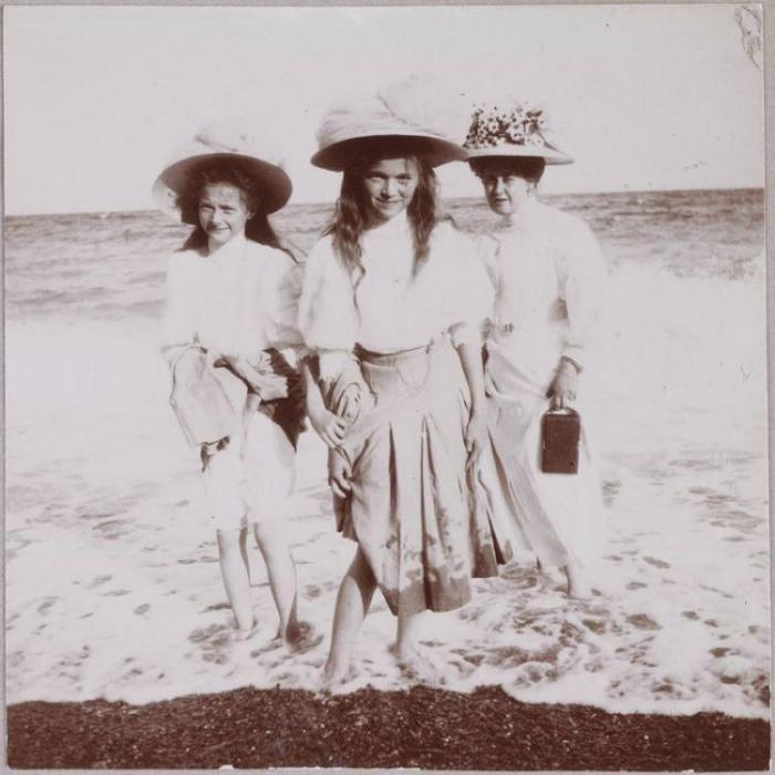 Редкие фотографии семьи Романовых