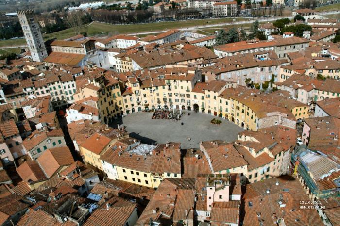 5 'секретных' городов Италии (5 фото)