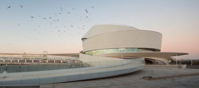 Необычная архитектура круизного терминала порта в Португалии (24 фото)
