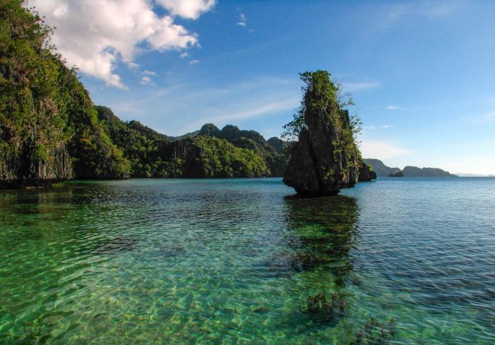 Каламианские острова: рай на земле!