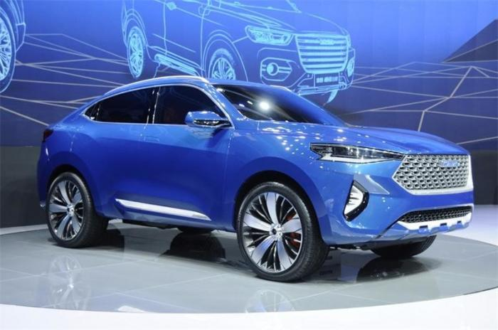 Haval HB-03 Concept (5 фото)