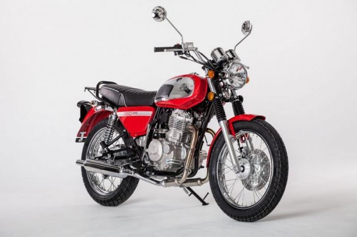Jawa 350 - Чехи возобновляют производство легендарного мотоцикла