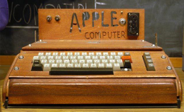 Эволюциятехники Apple! От первого компьютера до последнего Айфона!