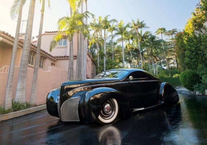 Lincoln Zephyr Scrape - культовый кастомный автомобиль