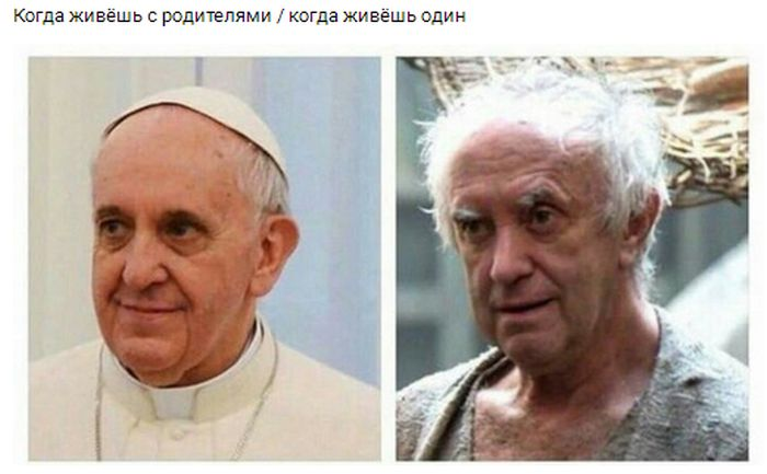 Подборка прикольных фото №1619 (109 фото)