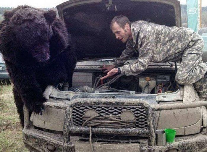 Фото , которые можно было сделать только в России