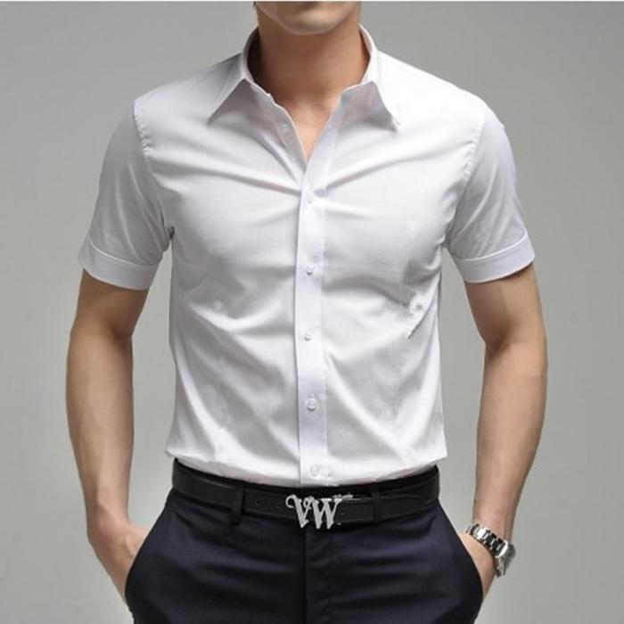 8a76eba26 Мужские рубашки с коротким рукавом