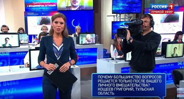 «Неудобные» вопросы, заданные Владимиру Путину