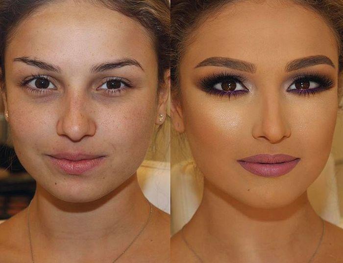 Čudesne transformacije sa šminkom