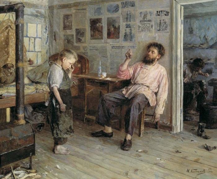 Этих картин русских художников нет в школьных учебниках (11 фото)