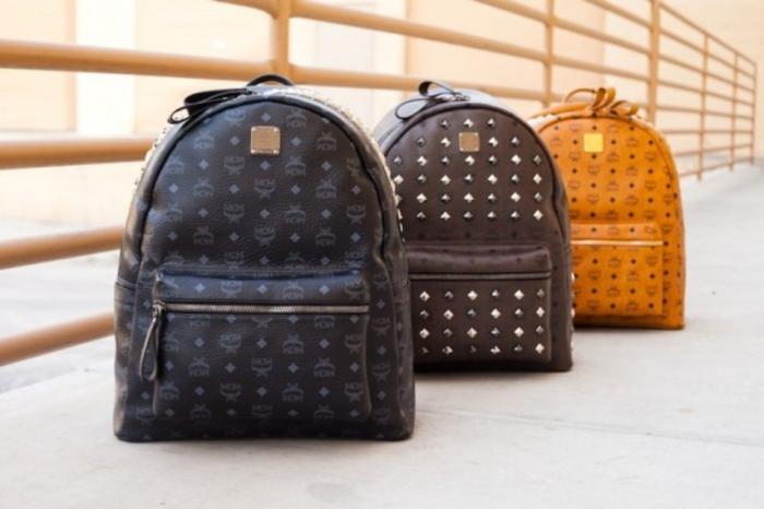 Модные рюкзаки (7 фото)