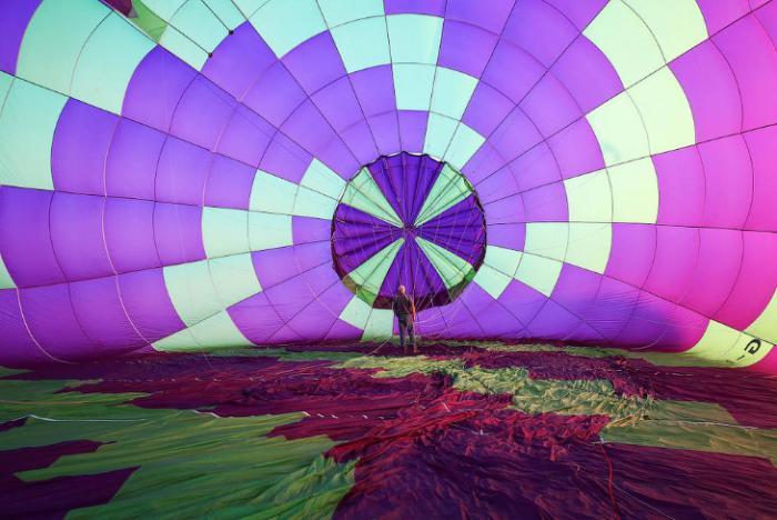 Международный фестиваль воздушных шаров 2017 (15 фото)