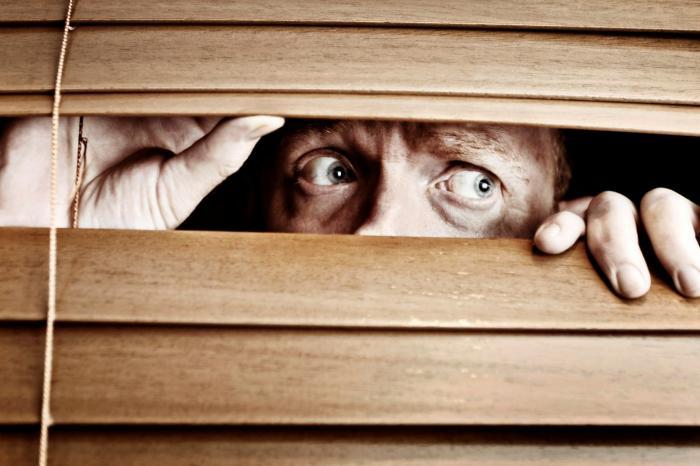 Паника и ужас. Фобии 21 века (7 фото)