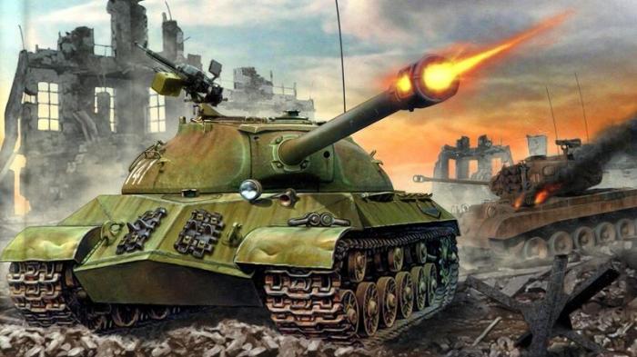 Ilustracije tenkova