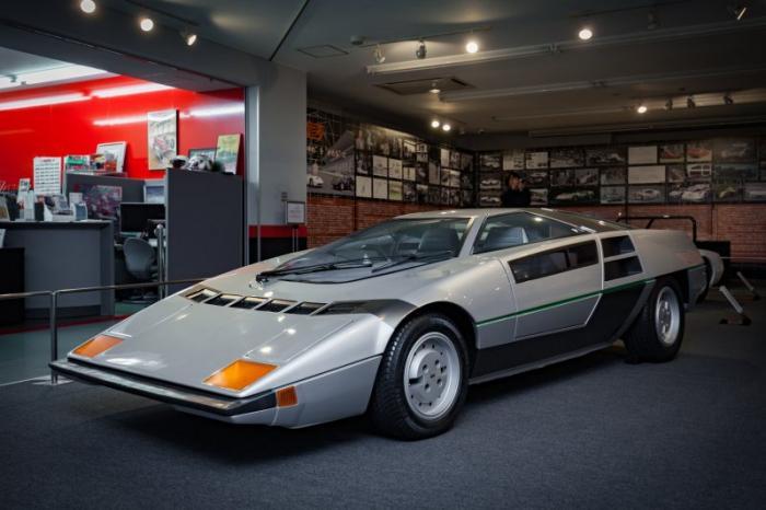 Dome Zero - японский Lamborghini (9 фото)
