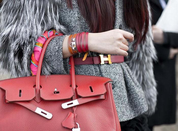 Трендовые женские сумки этого года (4 фото)