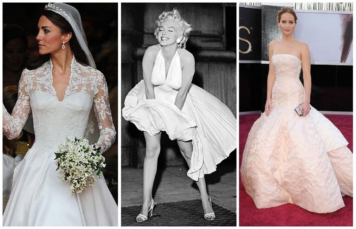 Самые дорогие платья знаменитостей (14 фото)