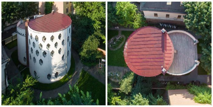 Знаковые сооружения Москвы за 100 лет (10 фото)