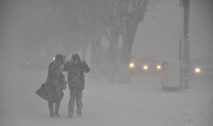 Нас ждет самая морозная зима за последнее столетие (2 фото)
