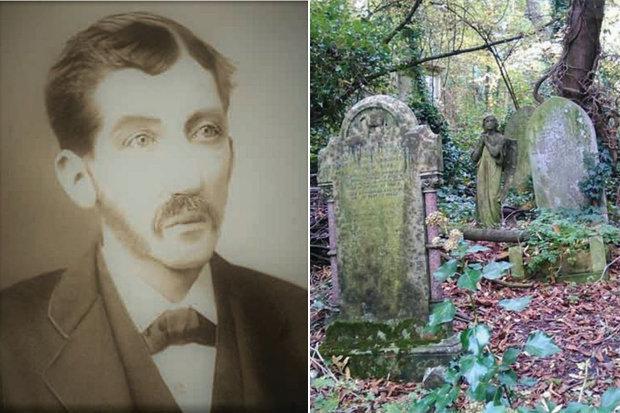 Британец нашел могилу Джека Потрошителя (4 фото)