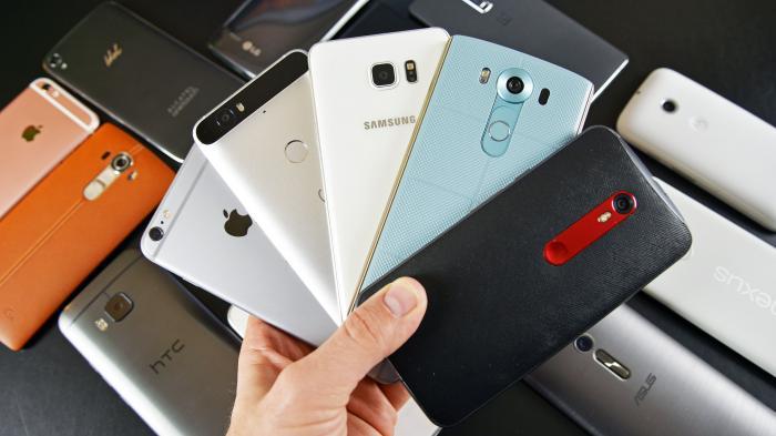 Здесь можно быстро подобрать подходящий смартфон и сравнить цены (3 фото)